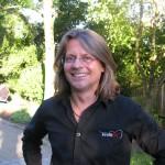 Ernst Sieber. Mitglied im Verein und Teil der Gruppe BR7.